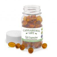 Cannabidiol Life Gel Caps 25 mg